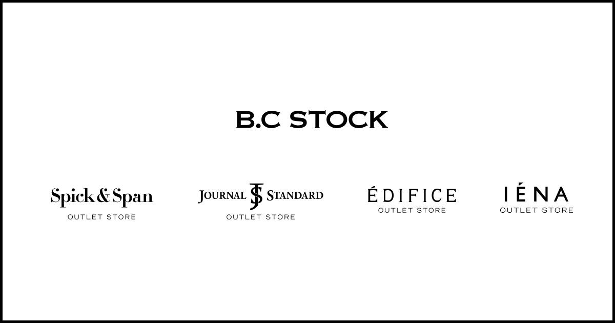 B.C STOCK │ ベーセーストック オフィシャルサイト